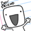 Best Friends :D Logo