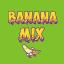 Banana Mix Logo
