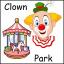 Clown Park Logo