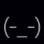 (-(-_(-_-)_-)-) Logo