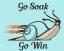Go Soak, Go Win Logo