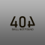 404 SkilI not Found Logo