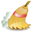 Last Minute Sweep Logo
