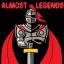 ALMOST LEGENDS Logo