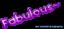 fabulous~ Logo