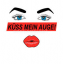Küss die Augen, Habibi Logo