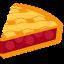 Once Bitten Thrice Pie Logo