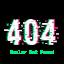 404 Healer Not Found Logo