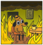 This Is Fine Logo