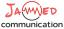 Jammed Comms Logo